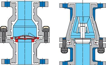 регулятор газа низкого давления