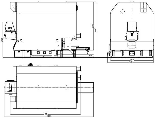 КВ 7,0-115 (150) ШпВТ