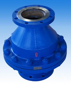 Клапан обратный грибковый, химический, ТДФА.306171.000ТУ