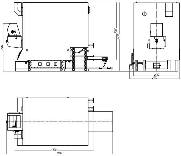 КВ 5,0-115 (150) ШпВТ